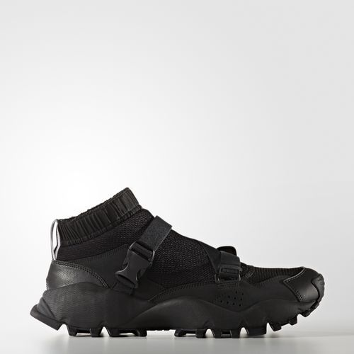 check out b519f d4cb3 Adidas x Hyke AOH-010 Shoes - Black   Footwear   Black adidas shoes, Shoes,  Adidas shoes