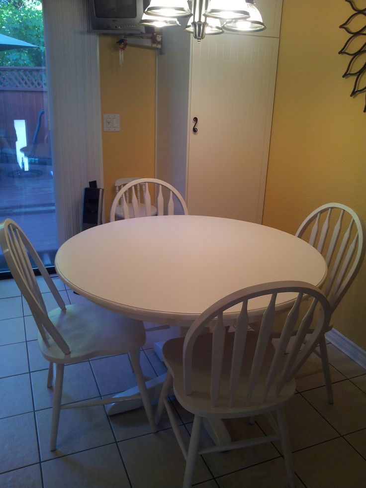 Dining room table and chairs second hand woodworking projects plans - Second hand dining room tables ...
