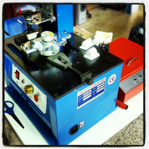 Preparando todo para la #tampografia, ampliamos nuestra oferta de productos personalizados en www.chapea.com