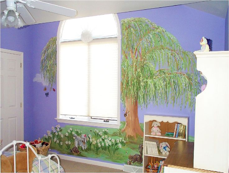 Love The Weeping Willow Tree Maci Animal Sensory