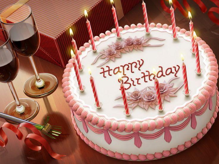 Картинки тортов на день рождения