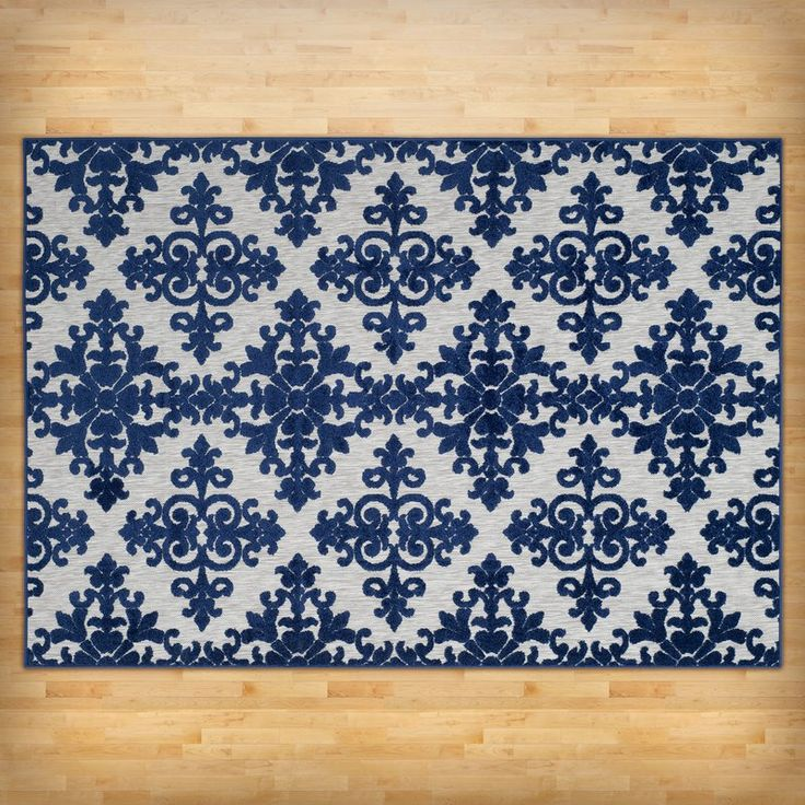 Clarence Indoor/Outdoor Area Rug