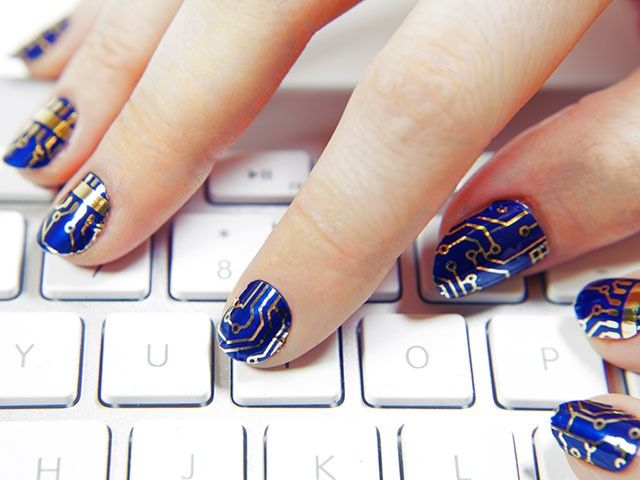17 best minx nails images on pinterest minx nails makeup and minx nail art how to by lisa logan prinsesfo Images