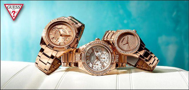 Ρολόγια GUESS με ξεχωριστό σχεδιασμό που εντυπωσιάζουν! http://www.oroloi.gr/index.php?cPath=387