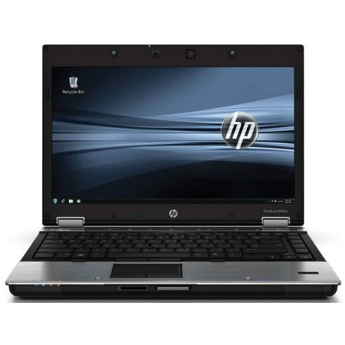 """HP EliteBook 8440p, 14.1"""" Screen, Intel TURBO Core i5 520M 2.9GHz, 4GB RAM, 250GB HDD, DVD-RW, BT, MS Win 7 PRO, MS Office suite *EX Demo* *HP Next Business Day Onsite 23/05/2013*"""