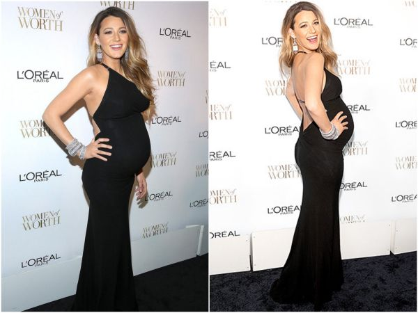 Blake Lively grávida | Roupas para grávida | Blake Lively pregnant style