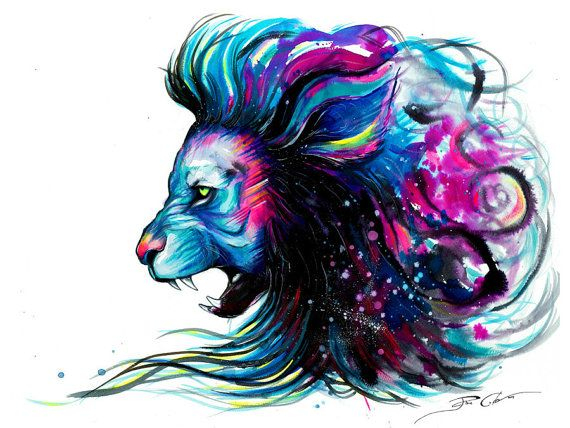 "Art Print ""King o... Imagination Artwork"