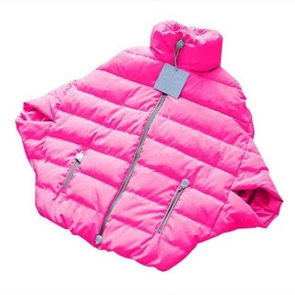Winter Jacket Women Coat Parka Casual Bat Sleeve Plus Size Warm Jacketliilgal 2