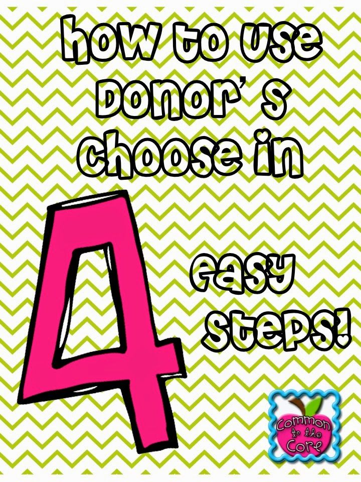Classroom Grant Ideas ~ Using donor s choose to fund classroom projects donors