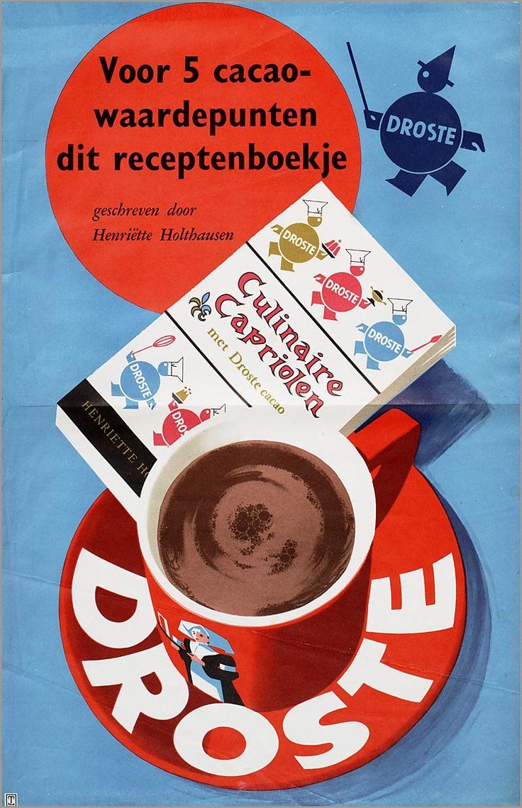 Posters Till Kok :  , Overigen on Pinterest  Droste effect, Haarlem and Poster styles