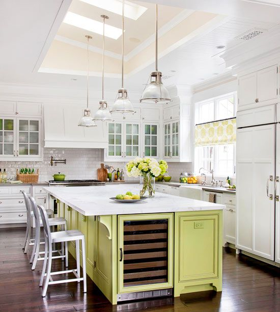 19 Must See Practical Kitchen Island Designs With Seating: 19 Best Paint Images On Pinterest