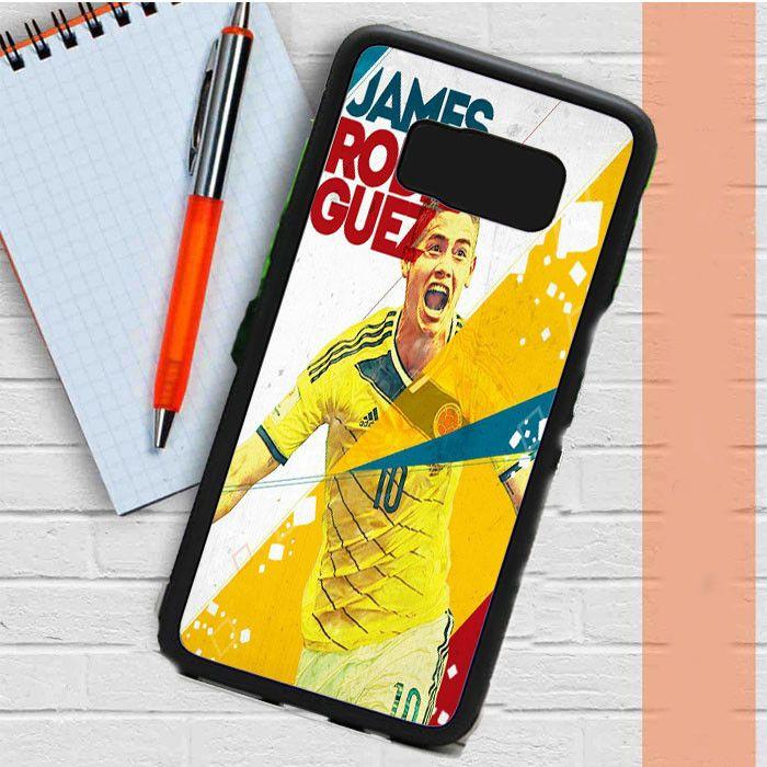 James Rodrigues 10 Samsung Galaxy S8 Case Dewantary