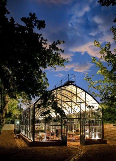 Babylonstoren: Greenhouse // African Destination Wedding Venue // via www.AfricanWeddingStyle.com
