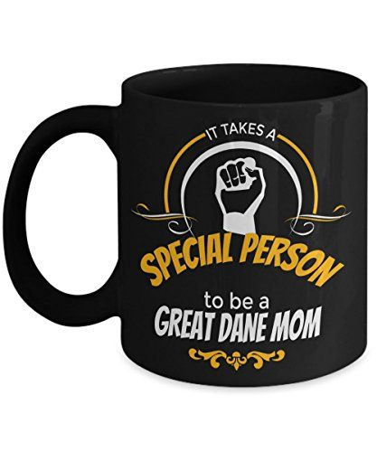 Great Dane Gifts Mom Rings For Mug