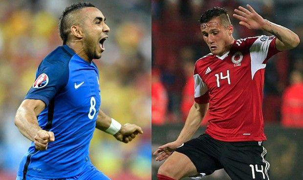 Francia vs. Albania EN VIVO TV ONLINE por Grupo A de Eurocopa 2016.
