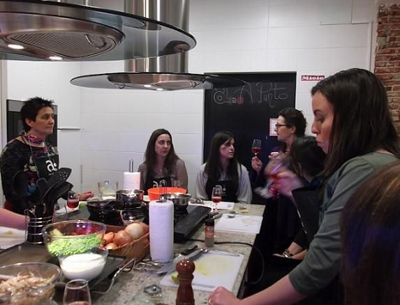 A punto los mejores libros y cursos de cocina de madrid for Cursos de cocina madrid