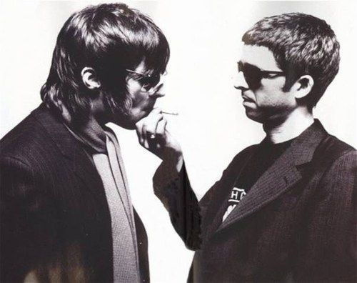 Noel and Liam Gallgher. Taught me how little most things matter. What matters is that you are true to yourself. Fuck everything else.