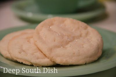 Basic, Old Fashioned Sugar Cookies