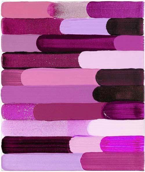purples: Colour, Idea, Inspiration, Pattern, Colors, Color Palette, Blues, Martin Creed