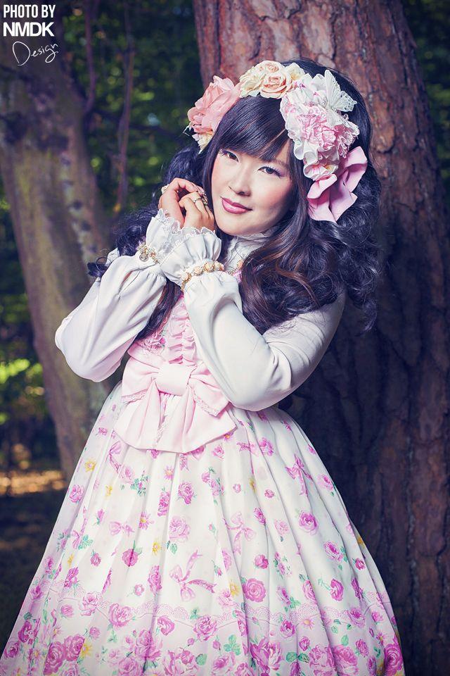 Lolita Shooting Photography Female Siri Asian Japanese Thai Photo NMDKDesign