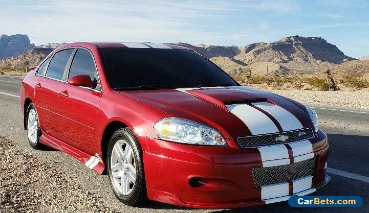 2012 Chevrolet Impala Chevrolet Impala Forsale Canada