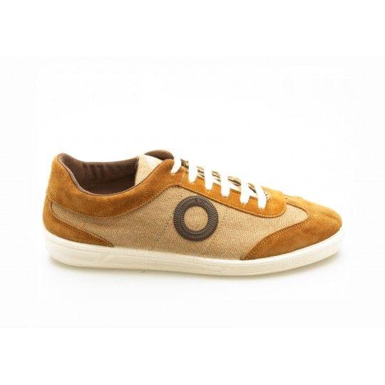 ARO Barcelona Sneakers 3430 FINCA CANVAS | TAN