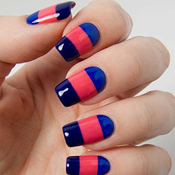 Marvelous Cool 15 Simple Nail Art Designs 2016   SheIdeas