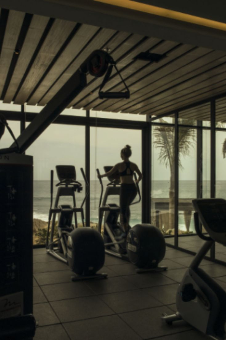 Gyms with the most amazing views in the world: The Cape, A Thompson Hotel, Los Cabos, Mexico