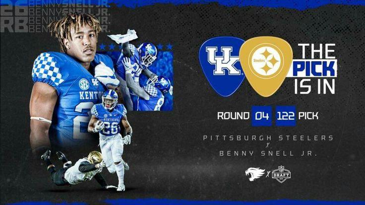 BENNY SNELL JR. FOURTH ROUN… | University of kentucky ...