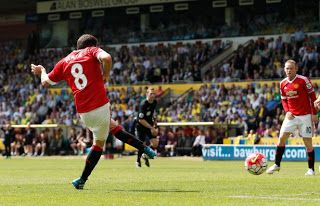 Blog Esportivo do Suíço:  United joga mal, mas vence o Norwich e pressiona o City na briga pela Champions