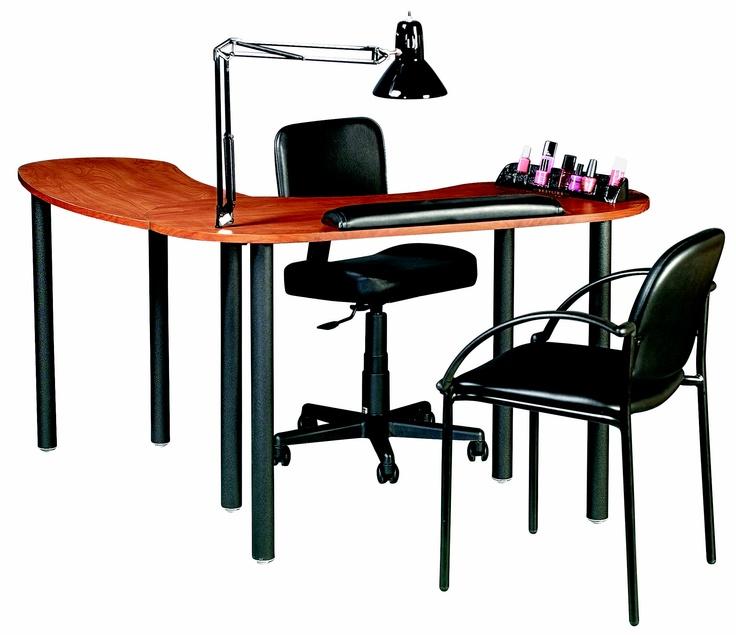 Kayline Manicure System- S100 Table #kayline #table #furniture