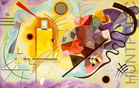 Arte abstracto: Biografías de pintores abstractos famosos