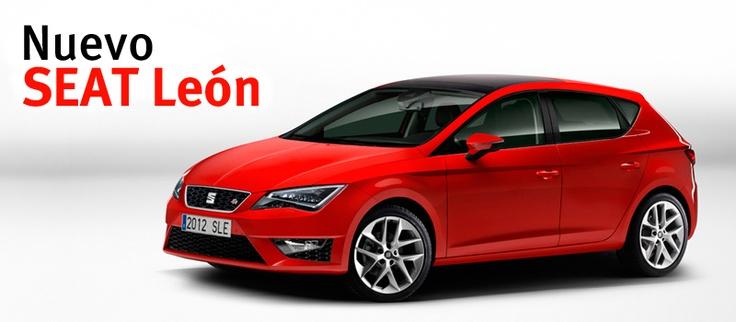 Nuevo SEAT León  www.facebook.com/SEAT.Mexico