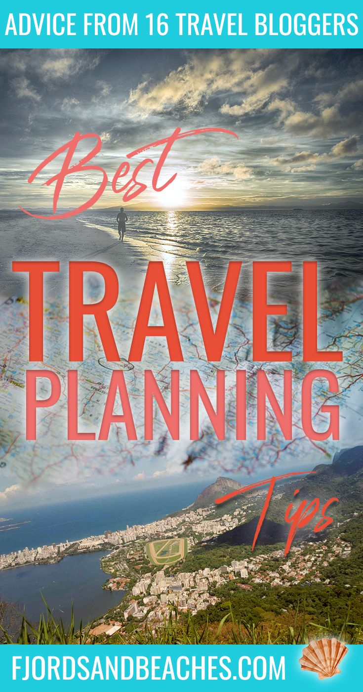 Travel bloggers share their best travel planning hacks, travel hacks, travel tips, travel advice, advice from travel bloggers, guide to travel planning, planning your trip, #Travel #TravelAdvice #TravelTips