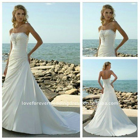 16 best Wedding Dresses images on Pinterest | Wedding dressses ...