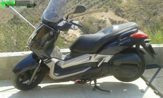 Motos/Scooters vendo moto por traslado Malaga - Nuevo Mundo Anuncios