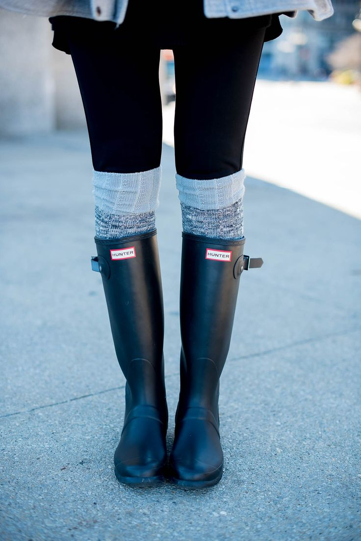 hunters & socks