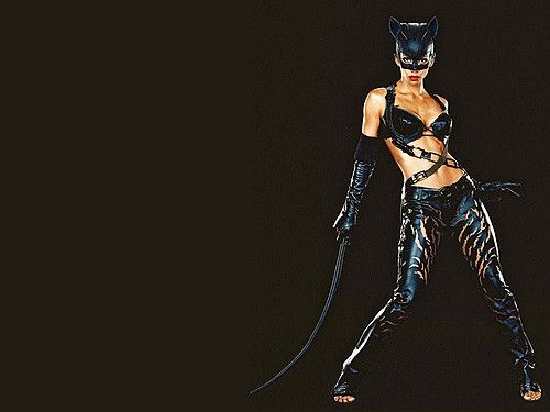 Catwoman Halle Berry   ~ MEOW. This is a great 1024 x 768 wa…   Flickr