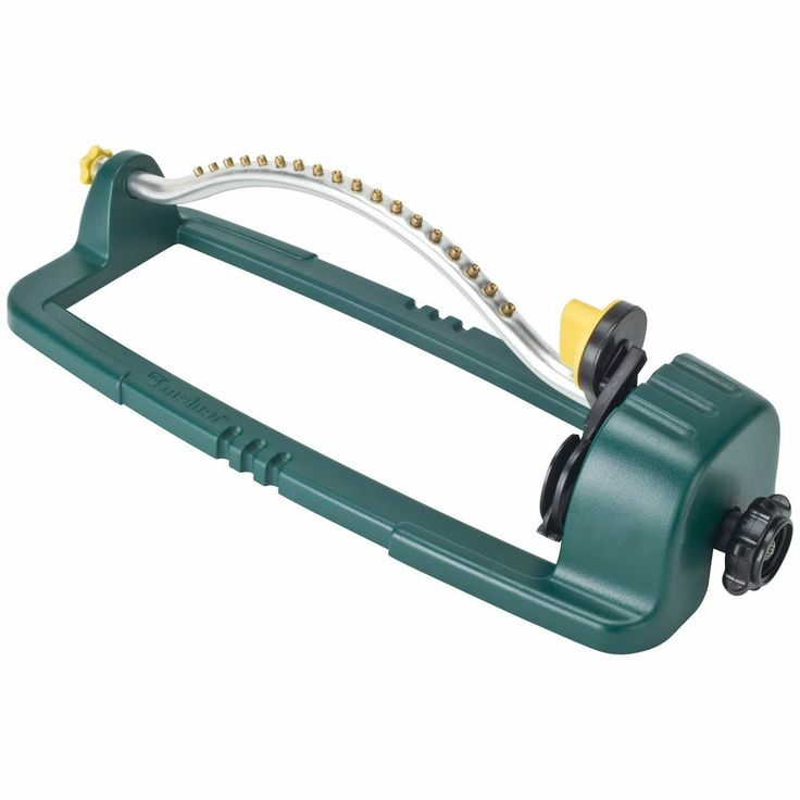 how to fix an oscillating sprinkler
