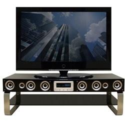 Universal 6.1 surround sound speaker stand