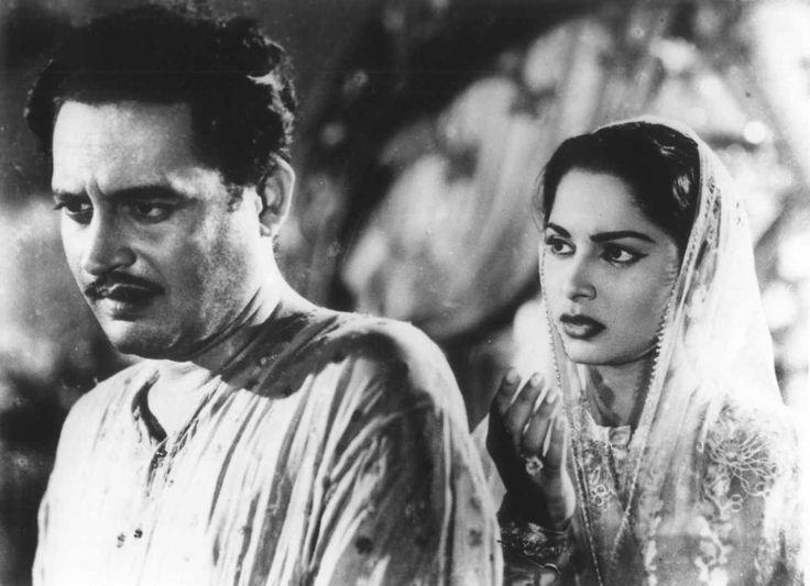 "myluckyerror: "" ""Chaudhvin Ka Chand"" / 1962 / Waheeda Rehman / Guru Dutt """