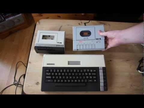 ▶ Atari 800 xl Komputer lat 80 tych. prezentacja i podlaczenie oraz demo gry. - YouTube