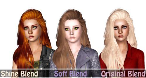 My Sims 3 Blog: Raon Retextures by Sjokosims