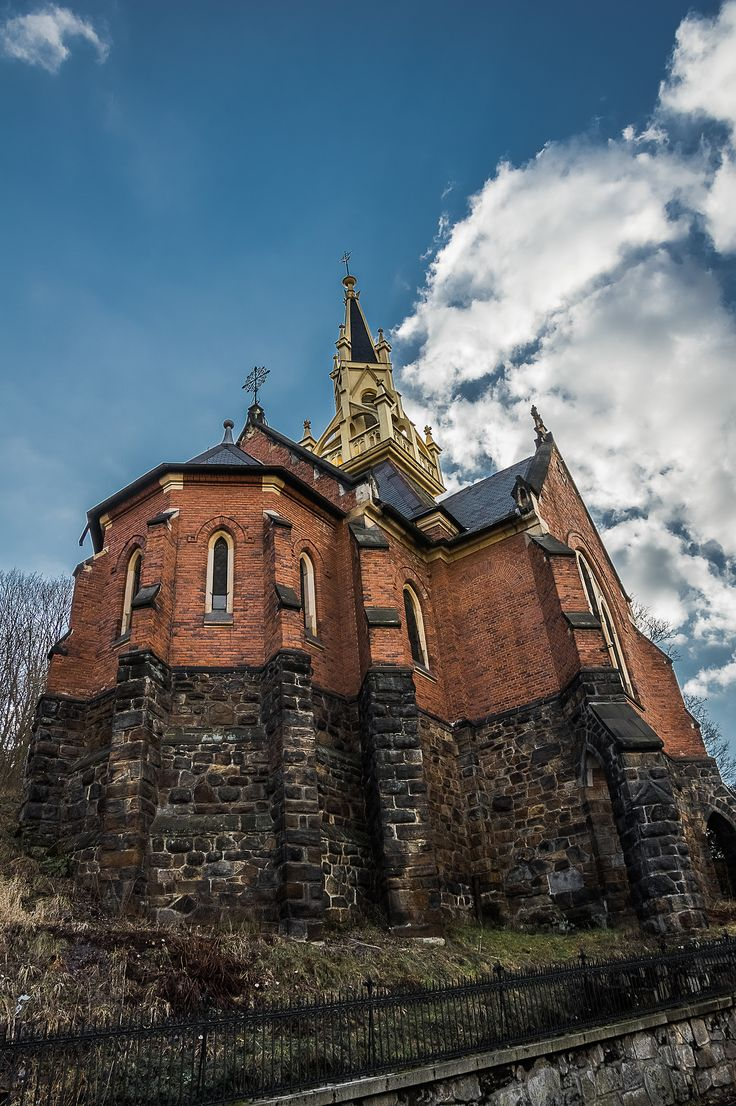 https://flic.kr/p/kpPrs4 | Church of Saint Lucas | www.karlovyvary.cz/en/anglican-church-saint-lucas  en.wikipedia.org/wiki/Karlovy_Vary