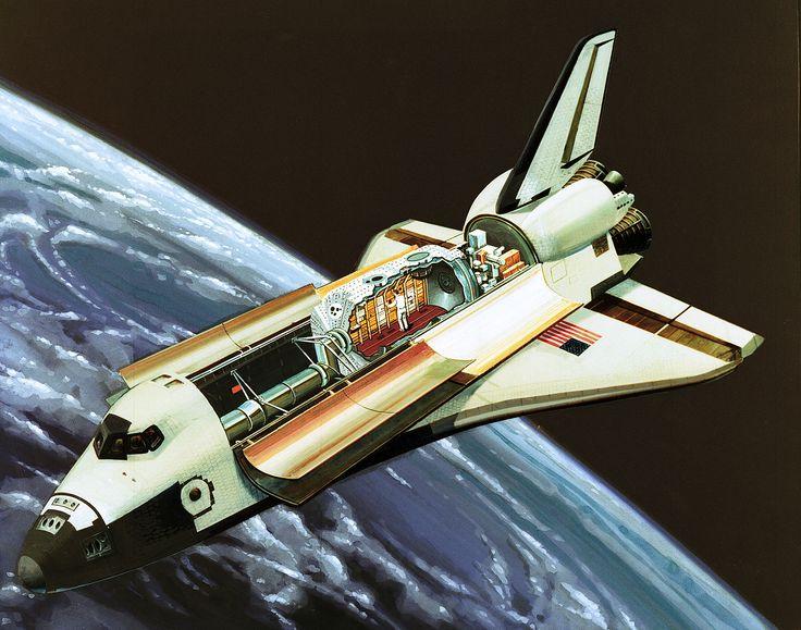 space shuttle columbia inside - photo #45