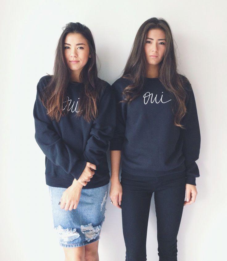 The Untitled Shop: Oui sweatshirts #theuntitledshop #fashion #fashiondiaries #lookbook #mystyle #ootd #outfit #ootdwatch #style #stylegram #styleinspo #streetlook #streetstyle #streetfashion #wiwt #whatiwore #calligraphy #moderncalligraphy #sweatshirt