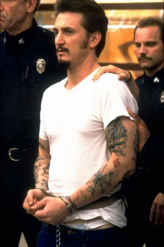 Sean Penn, one of my all time fave actor....a talented yet charismatic sexy bad boy...