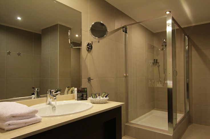 Standard double room - the bathroom