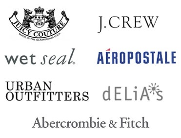 Teen Fashion Brands 104