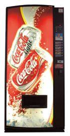 Dit is een voorbeeld van aandacht. Als je een drankautomaat in je straat hebt staan ga je die pas echt opmerken als je dorst hebt.